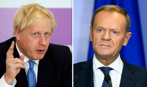 Boris Johnson letter in full: What did Boris say in letter to Donald Tusk?