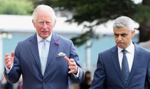 Prince Charles jokes about his face masks during face-to-face engagement with Sadiq Khan