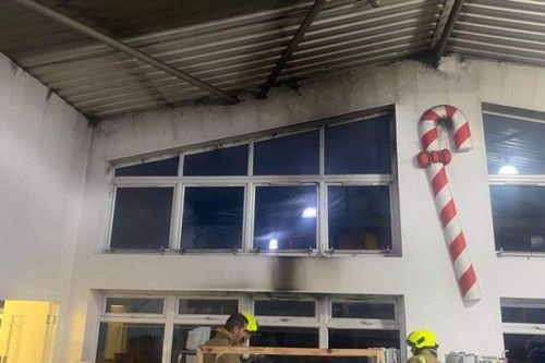 Fire damaged Twynholm visitor attraction remains closed