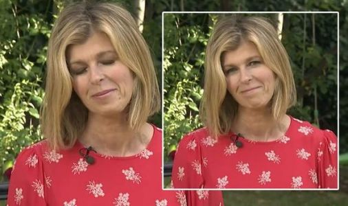 GMB viewers left 'heartbroken' by Kate Garraway's ITV return: 'What a brave woman!'