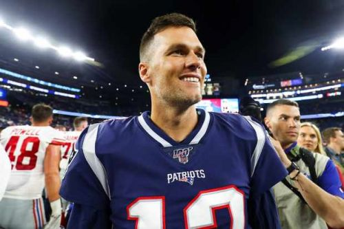 When is Tom Brady documentary Man in the Arena on TV?