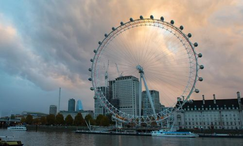 Find out why the London Eye will rotate backward for the first time