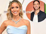 Kristin Cavallari and her beau Jeff Dye tell each other 'I love you' during ashared IG Live