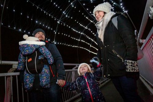 Almond Valley Heritage Centre's illuminations will light the way this Christmas