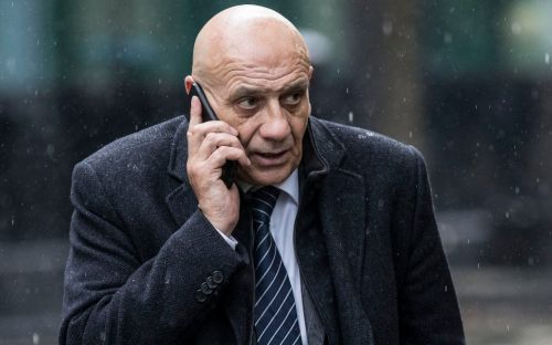 Italian previously banned from Italian football league over match-fixing failed to win over jury with warm up routines and flamboyance