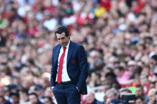 Unai Emery insists he did NOT disrespect Crystal Palace after Eagles beat Arsenal