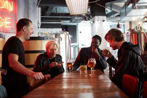 BrewDog teams up with hit band The Libertines to create new beer