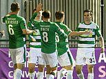 Haringey Borough 0-3 Yeovil Town: Darren Sarll's side book place in FA Cup first round