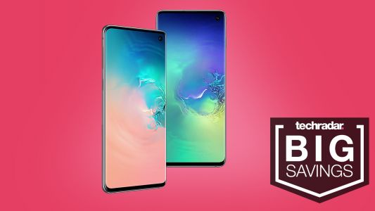 You can buy a Samsung Galaxy S10 Plus and get a free Galaxy Watch Active 2