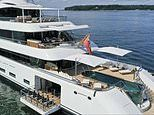 Aussie Home Loans king John Symond sells his $150million super-yacht with a huge list of luxuries