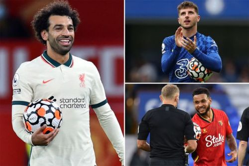 Premier League team of the week: Three hat-trick heroes and just one Liverpool included