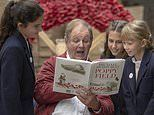 Children's author Michael Morpurgo fears school closures during Covid could cause PTSD among pupils