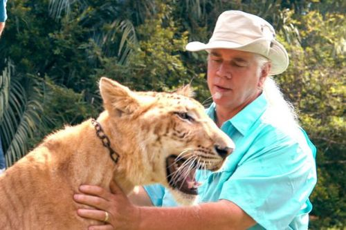 Tiger King star Doc Antle hits out at 'cub killing' and 'harem' allegations