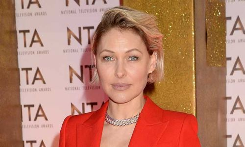 Emma Willis joins good cause after witnessing the effects breast cancer has on loved ones