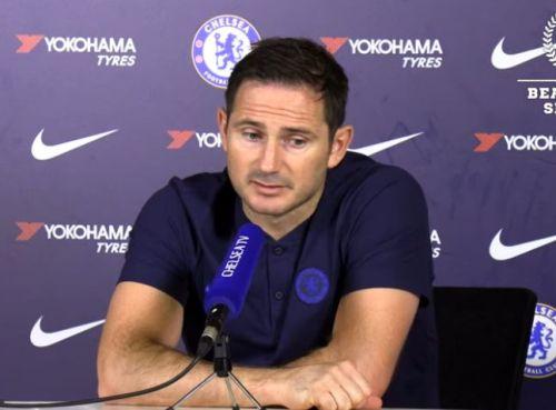 """We have to improve if we can"" - Lampard confirms January transfers possible"