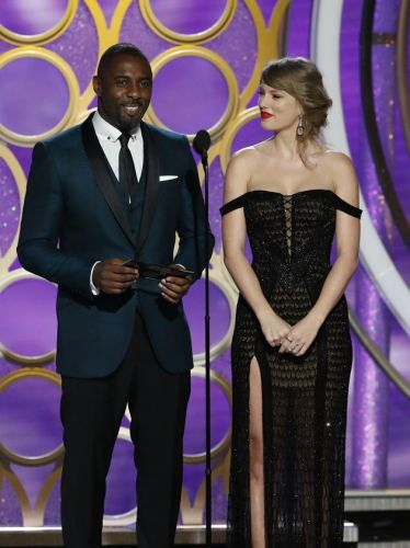 Taylor Swift's New Album Lover Features Idris Elba Cameo On London Boy