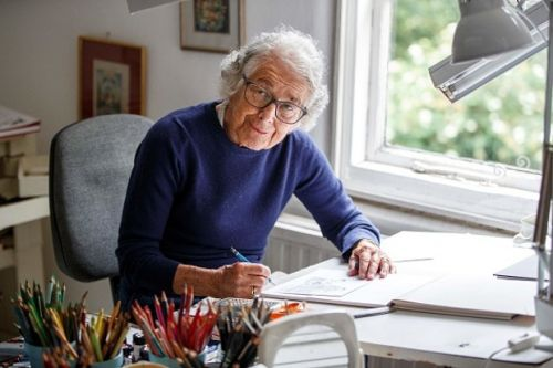 The Tiger Who Came To Tea's Judith Kerr 'involved right from the beginning' of Channel 4 film adaptation