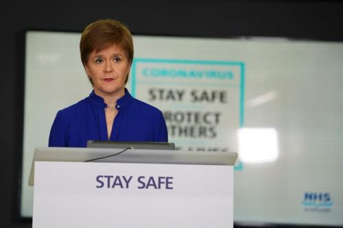 Nicola Sturgeon expected to announce phase three lockdown lifting plan today