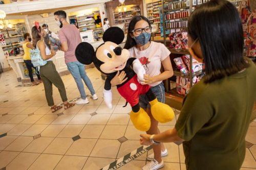 Florida Disney World reopens despite state spiking in coronavirus cases