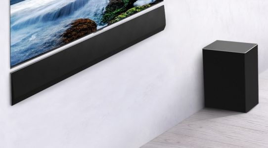 LG's GX soundbar is designed to partner its excellent GX 'Gallery' OLED TV series