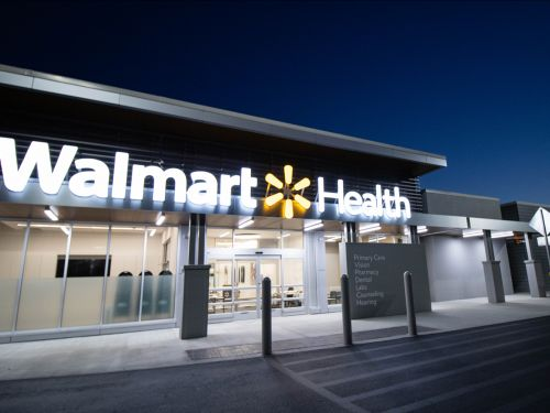 Take a look inside Walmart's newest health clinic that's just the start of its push into healthcare