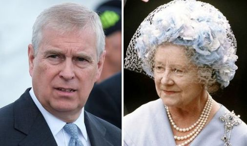 Queen Mother's brutal swipe at Prince Andrew exposed: 'Never do that again!'