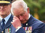 Tearful Prince Charles lays wreath at memorial to Pacific Islanders in New Zealand