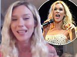 Joss Stone angers viewers by telling them happiness is a choice from her house in the Bahamas