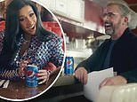 Cardi B shimmers as she and Steve Carell tease Pepsi's highly-anticipated Super Bowl commercials