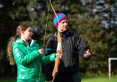 PICTURES: Nature enthusiasts and families flock to Glenlivet for a wild weekend