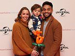 Aston Merrygold and fiancée Sarah Lou Richards reveal they are expecting their second child