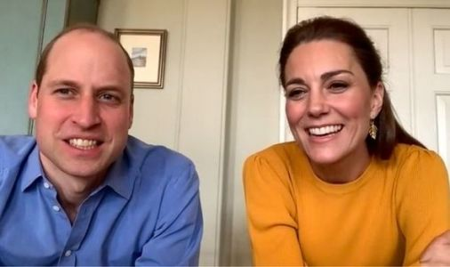 Kate and Prince William surprise pupils with 'adorable' virtual school visit