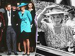 Princess Diana enjoyed upstaging her Prince Charles during engagements
