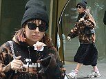 Casually cool pop star Charli XCX looks unrecognisable in Sydney as she tours with Taylor Swift