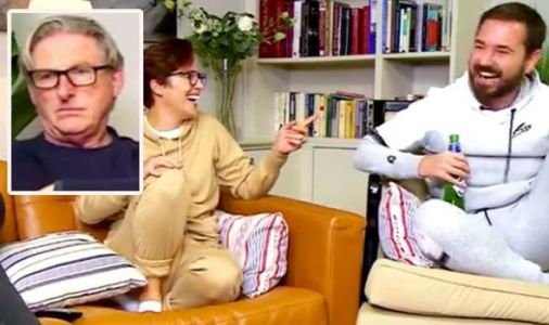 Celebrity Gogglebox star leaves viewers distracted with hilarious habit: 'All he's done!'