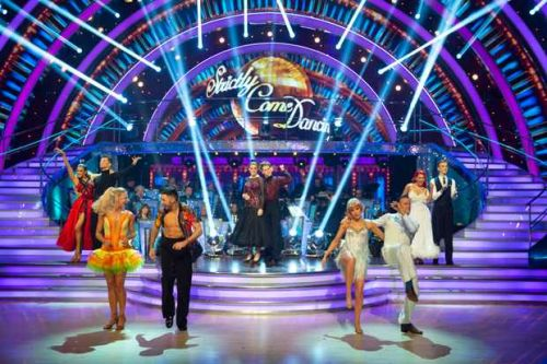 Is the Strictly Come Dancing Christmas Special live?