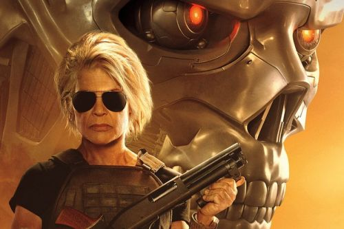 Linda Hamilton lifts the lid on her return to Terminator - and her own fears for the apocalypse