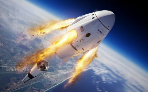 SpaceX will trigger an intentional rocket failure to prove crew capsule's safety