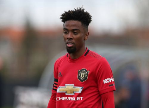 Manchester United ace Angel Gomes in 'two minds' after Chelsea offer