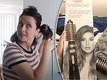Shoppers rave over Aldi's styling brush that is EXACTLY like high-end alternatives