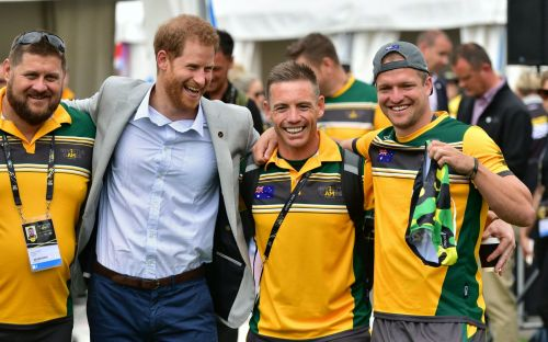 Royal tour: Duke of Sussex goes solo at Invictus Games as Duchess takes morning off