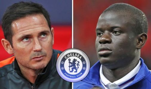 Chelsea boss Frank Lampard annoyed at handling of N'Golo Kante - 'Not a laughing matter'