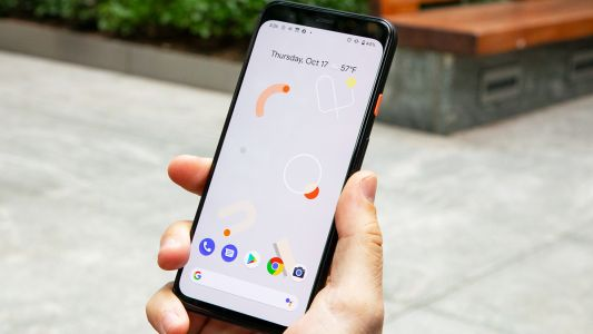 The Pixel 4 90Hz refresh rate doesn't work on low brightness - but you can change that