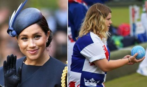 Meghan Markle factor to cause surge in lawn bowls popularity -'Could help make a champion'