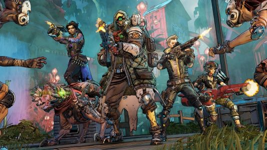 Borderlands 3 is UK's biggest retail launch this year