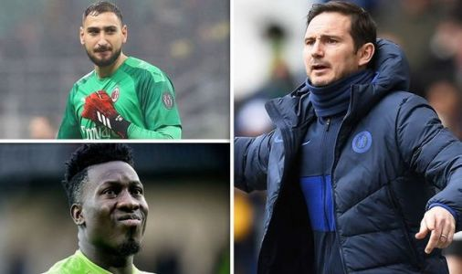Chelsea boss Frank Lampard urged to make Gianluigi Donnarumma and Andre Onana decision