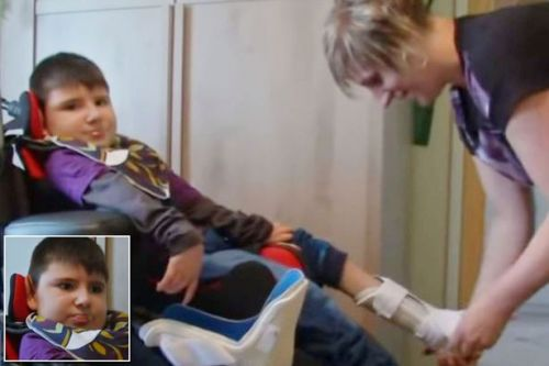 Boy, 10, left paralysed and unable to talk after contaminated Lidl burger dies