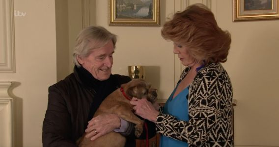 Coronation Street fans devastated as Eccles the dog dies