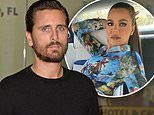 Scott Disick fires back at a troll who criticized Khloe Kardashian for looking unrecognizable