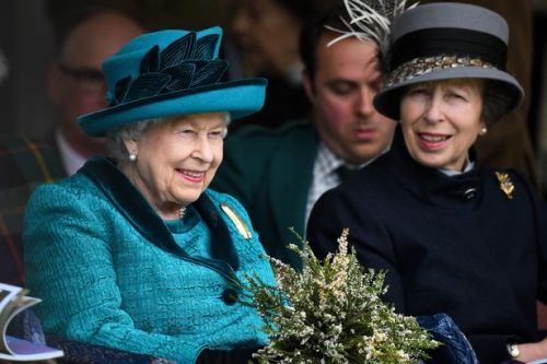 Royal fans are very amused at Princess Anne teaching the Queen how to use Zoom
